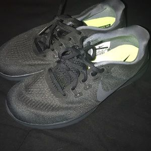 Nike Free Running Shoes. Size 8.5. Worn Twice.
